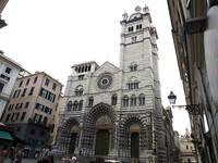 Пешком по Генуе