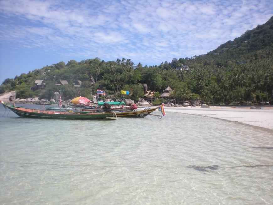 Пляж Сайри на Ко Тао