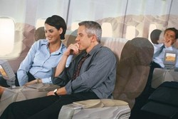В самолетах США появятся подушки безопасности