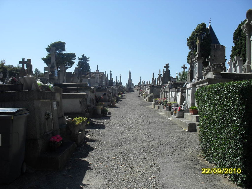 местное кладбище-Каркассон-Франция
