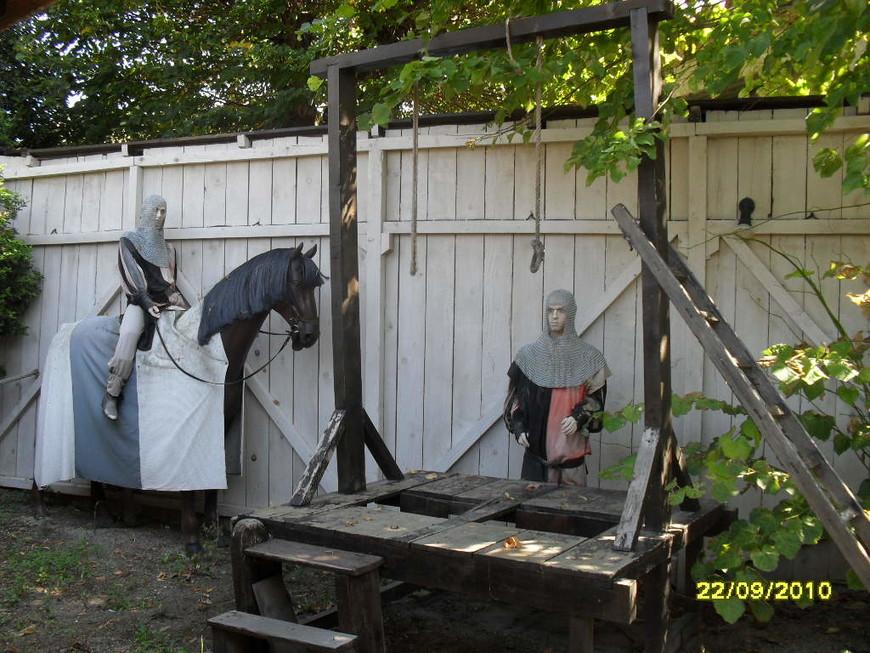 музей инквизиции-Каркассон