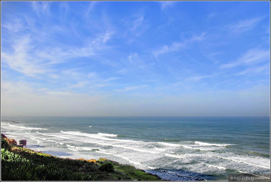 11 км прекрасных пляжей тянутся в Натании