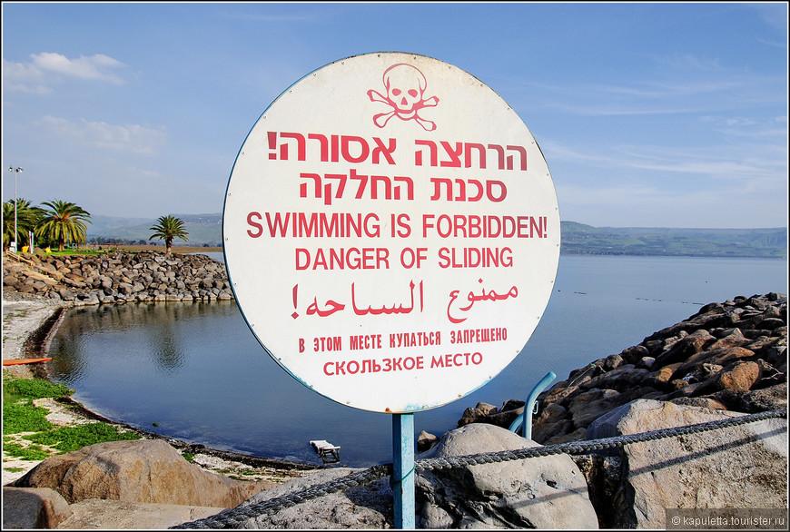 """Израильтяне называют это озеро Кинерет...Его уровень на 215 метров ниже уровня Мирового океана.  Кинерет - от слова """"кинор"""", что означает """"лира"""". Море на самом деле имеет форму библейской лиры."""