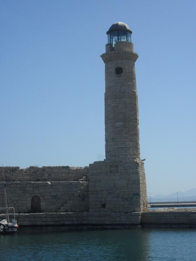 г. Ретимнон-крепость-о. Крит