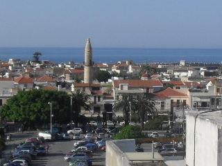 вид на старый г.Ретимнон-о.Крит