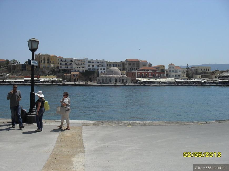 порт г.Ханья-о.Крит
