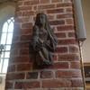 Дева Мария, 15век. В кафедральном соборе