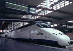 Между Парижем и Барселоной запустят скоростные поезда