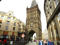 Два дня пешком по Праге