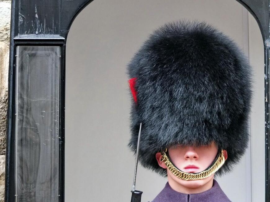 Лондонский гвардеец