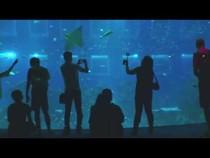 САМЫЙ БОЛЬШОЙ В МИРЕ АКВАРИУМ || The World's Largest Aquarium (Singapore), 05:58