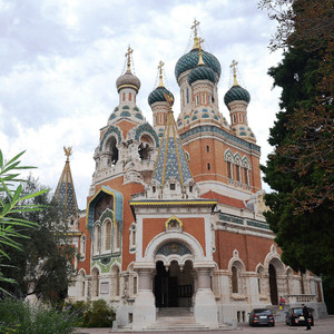 Русский православный собор Святого Николая