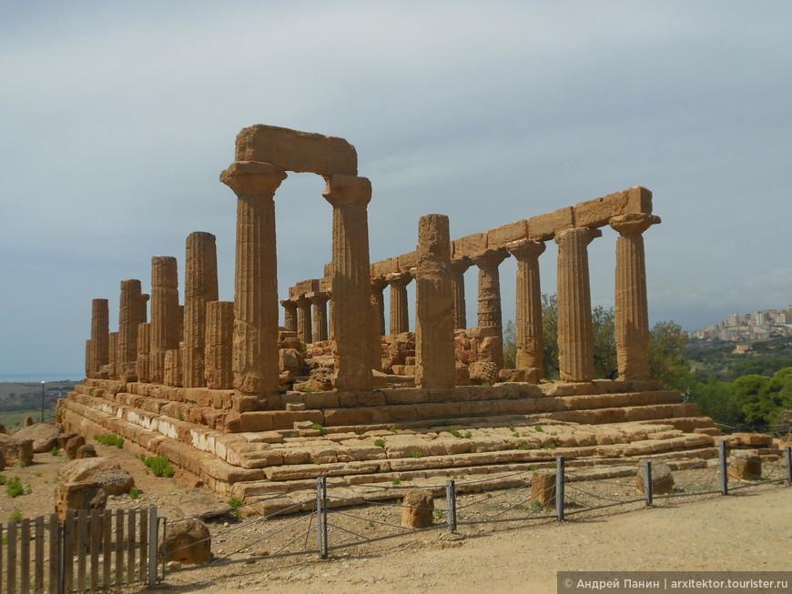 Храм Геры или Юноны.