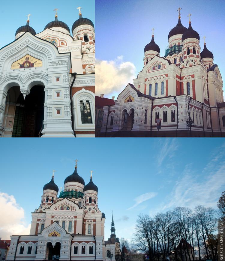 Вполне себе симпатичный собор Александра Невского. Хотя, я не люблю православную архитектуру, он мне понравился.