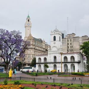 Ноябрь — это лето в Буэнос-Айресе
