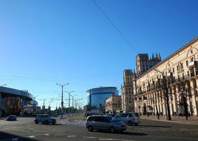 Прогулка по Минску — часть 1