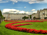 Дворцово-садовая роскошь Мирабель
