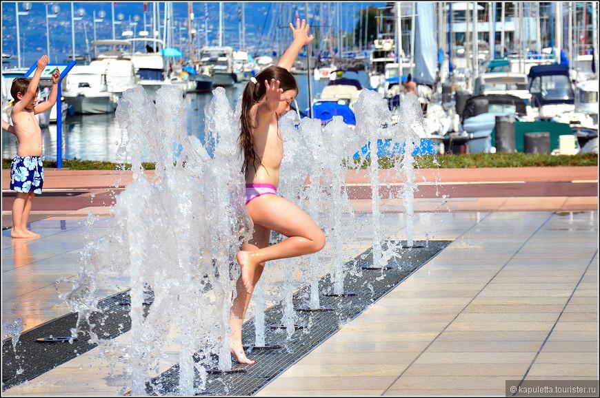 Кстати, в Эвиан расположен один из лучших в Европе SPA - отелей - Evian Royal SPA.