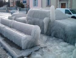 Жертвами ледяных дождей в Северной Америке стали 27 человек