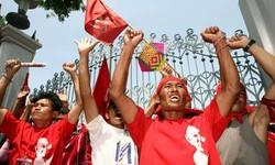 Тайская оппозиция взяла штурмом избирательный пункт в Бангкоке