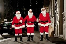 Санта-Клаусы ограбили ювелирные магазины Албании и Косово