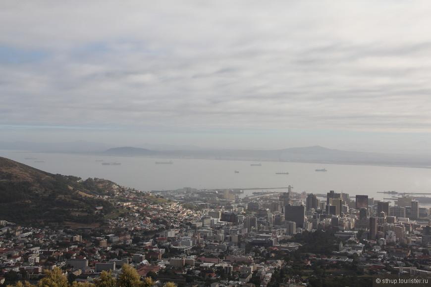 Кейптаун со Столовой горы