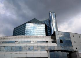 Прогулка по Минску — часть 4 (библиотечная)