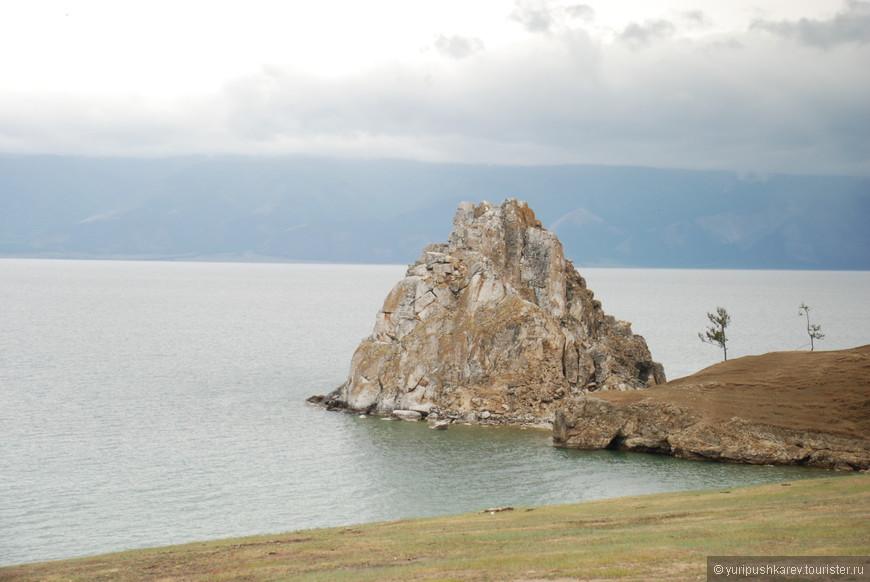 Мыс Бурхан. Остров Ольхон.