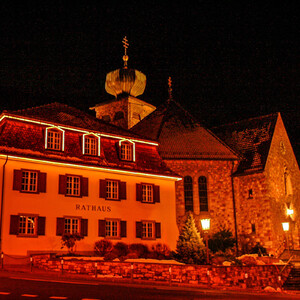 Лихтенштейн. Тризенберг