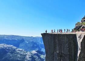 Норвегия. Камень