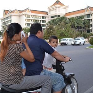 Пном Пень — столица Королевства Камбоджа