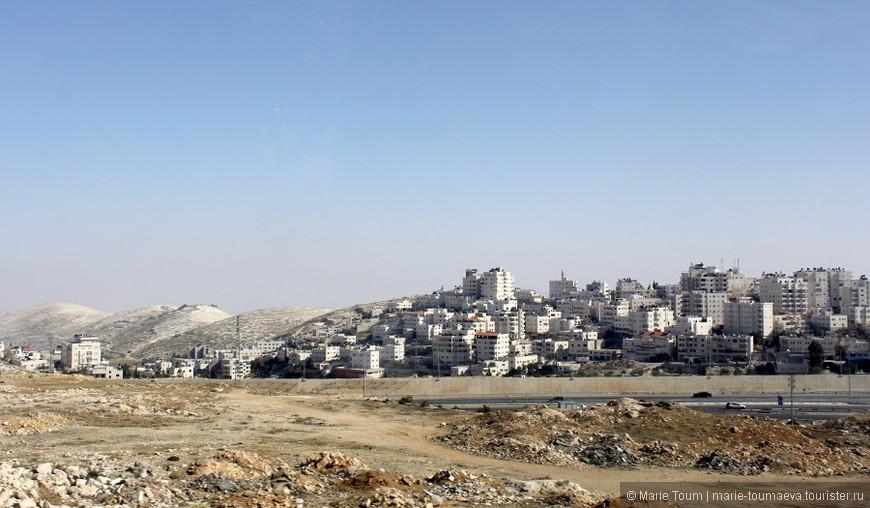 Пригороды Иерусалима