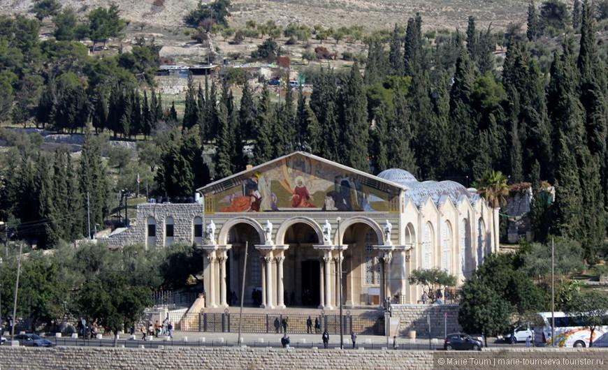 Храм в Гефсиманском саду