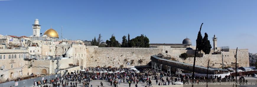 Стена плача и Иерусалим