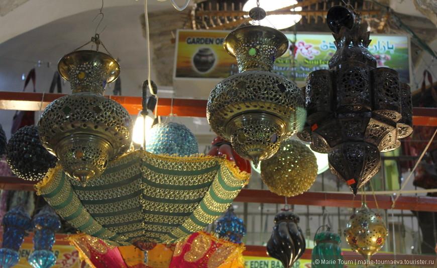 Бегом по торговым рядам Иерусалима