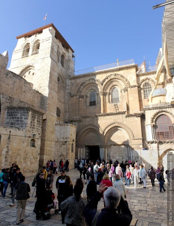 Иерусалимский храм Воскресения Христова