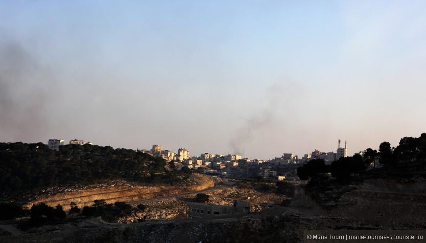 Выезд из Иерусалима