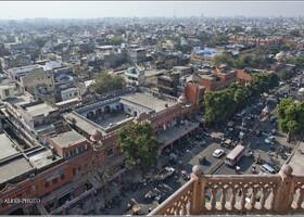 Джайпур без небоскребов (Индия)