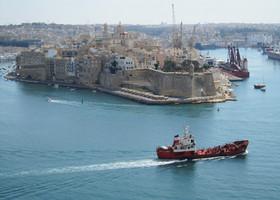 о. Malta: Valletta, Vittoriosa, Senglea