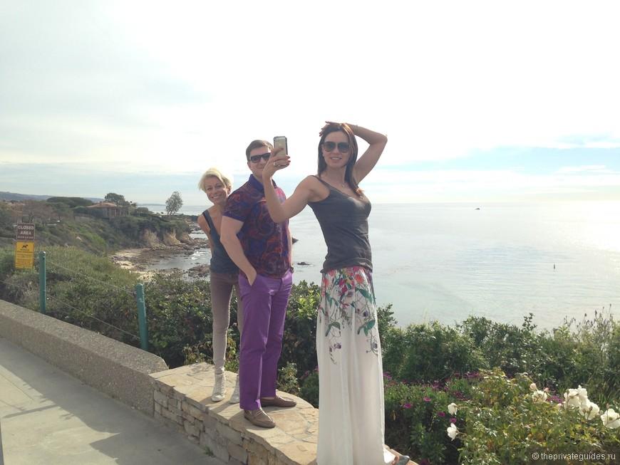 Newport Beach view point