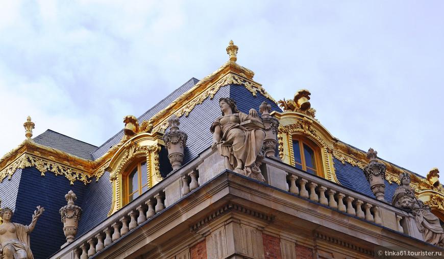 Особенно красивы мансардные крыши