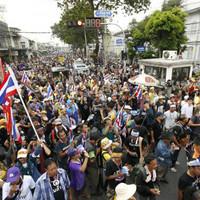 МИД снова просит россиян воздержаться от поездок в Бангкок