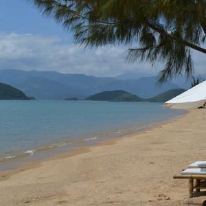 Нячанг—курорт на берегу Южно-Китайского моря