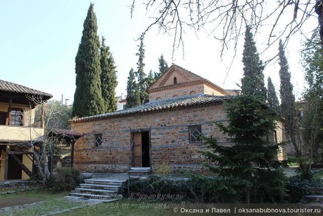 церковь Николая Орфаноса.