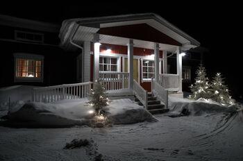 Незабываемый зимний отдых в Финляндии