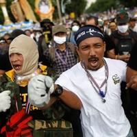 В Бангкоке начались акции протеста