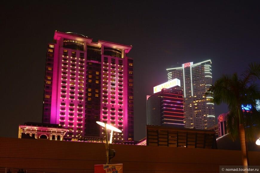 Прочие красивые домики, расположенные на материковой части Гонконга, в районе Кулун (Коулун).