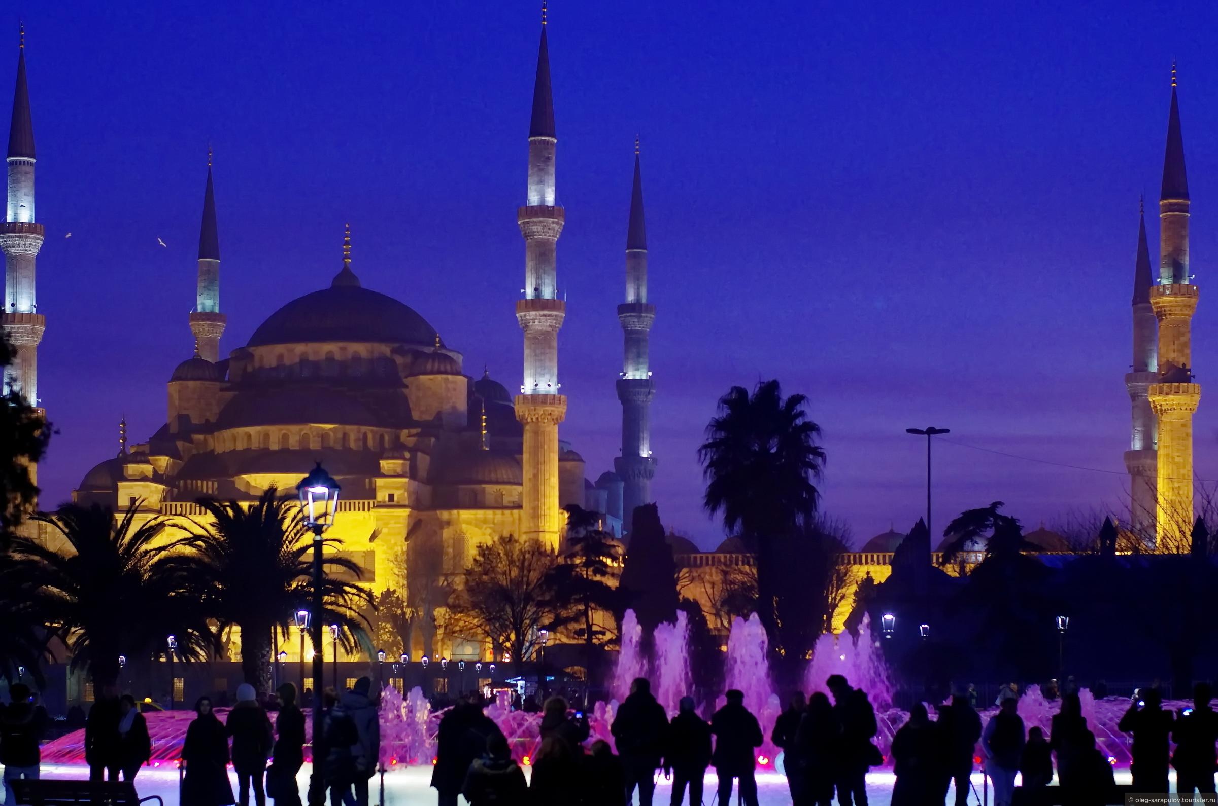 "Фото из альбома ""Стамбул, старый город, Султанахмет"", Стамбул, Турция"