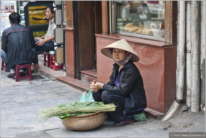 Социализм наложил большой отпечаток на жизнь Северного Вьетнама. Хотя бы потому, что в Ханое пока не чувствуется социального расслоения общества. Все равны и все не богаты. Но в последнее время народу дали возможность заниматься предпринимательством. Да и социализма, по сути в прежнем виде уже нет. Весь Ханой торгует всем и вся...