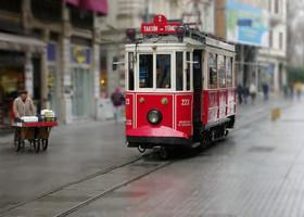 Стамбул, новый город, Бейоглу